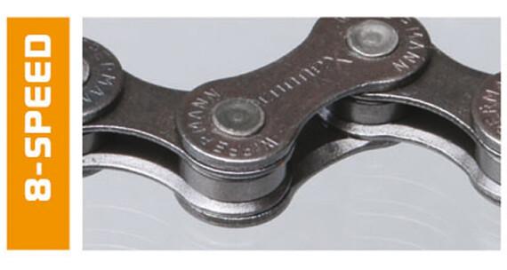 Wippermann Connex 800 Schaltungskette 6/7/8-fach